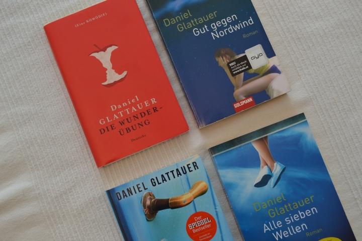 Literatur – Bücher aus Österreich: Autor DanielGlattauer