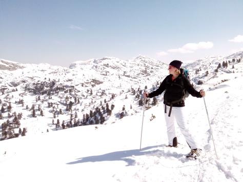Bildcredits: Dorisworld.at | Schneeschuhwandern