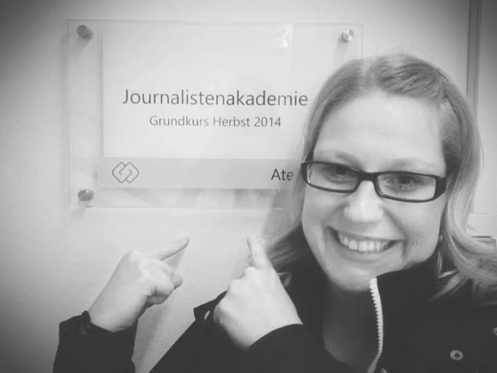 Wie ich zur Journalistin ausgebildet wurde. OÖ Journalisten-Akademie ein Erfahrungsbericht.