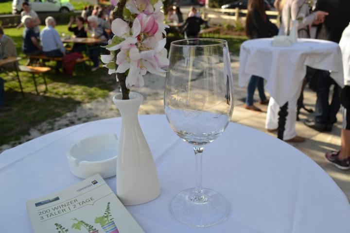 Bildcredits: DorisWorld - Ein Blick aufs Glas im Gartner von den Kuttners