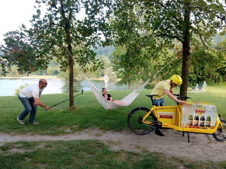 PAGO – Videoshooting am Pleschi in Linz und warum ich PAGO trotz Zucker-Getränkmag…