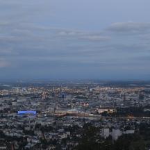 Bildcredits: Dorisworld.at   Linz von oben