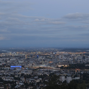 Bildcredits: Dorisworld.at | Linz von oben