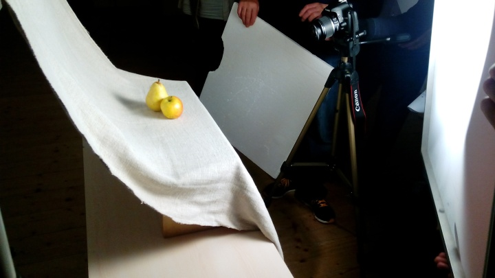 Das Spiel mit dem Licht und der Wahrnehmung // Meine Fotografieausbildung an der Prager-Fotoschule