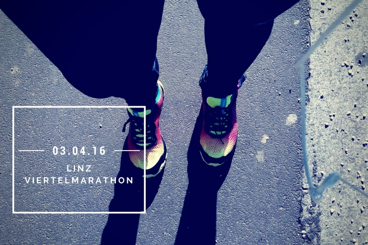 Doris nimmt ab: Ein Selbstversuch: Woche 4 | Linz Viertelmarathon 2016: Ich geh mallaufen…