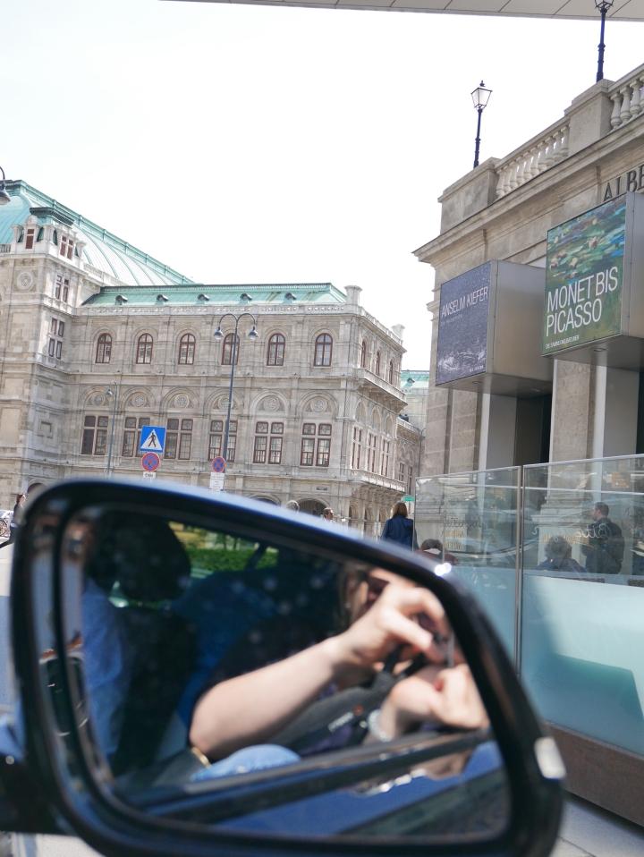 Bundeshauptstadt Wien: Von Helden, Zufällen undSonnenschein