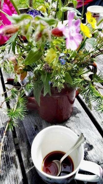 Bildcredits: Dorisworld.at | Kaffee auf der Leistalm