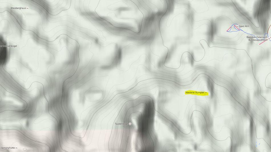 Niederer Rumpler || Quelle: Google Maps