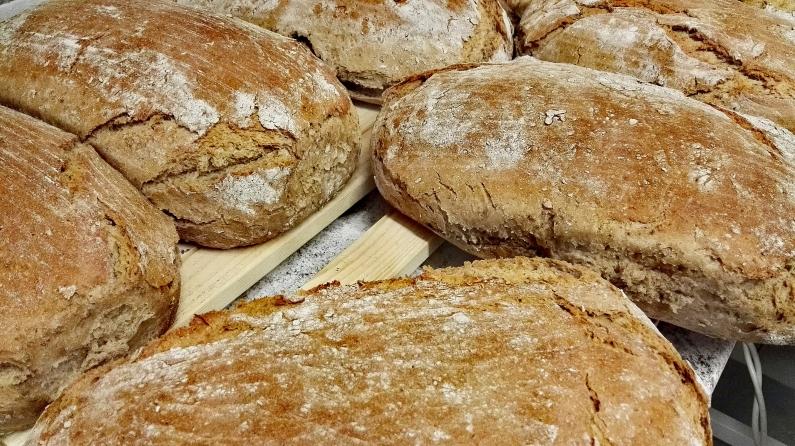 Bildcredits: Dorisworld.at | Brot fertig