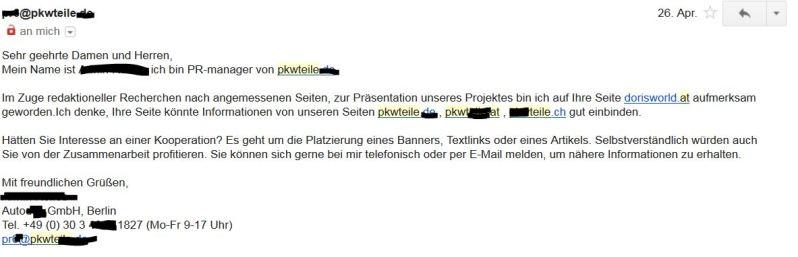 Pkw-Teile