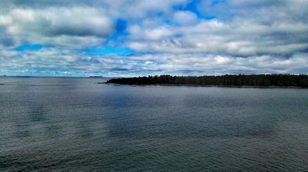 Bildcredits: Dorisworld.at   Ostsee mit skandinavischer Himmel