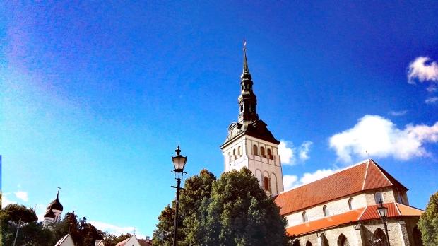 Bildcredits: Dorisworld.at | Straßen von Tallinn, Estland