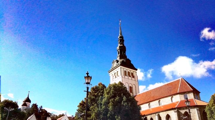 Bildcredits: Dorisworld.at   Straßen von Tallinn, Estland