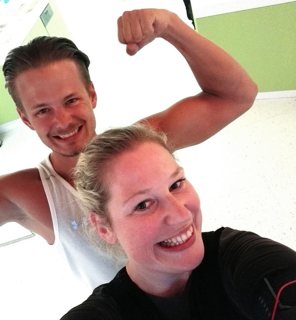Bildcredits: Dorisworld.at - mein immer hochmotivierter M.A.N.D.U. Personal Trainer, Altstadt Linz