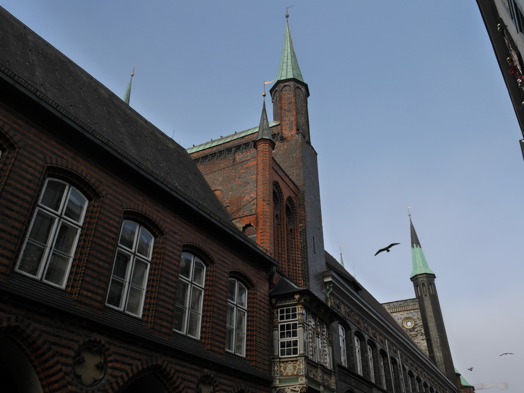 Bildcredits: Dorisworld.at | Lübeck Weihnachten Altstadt