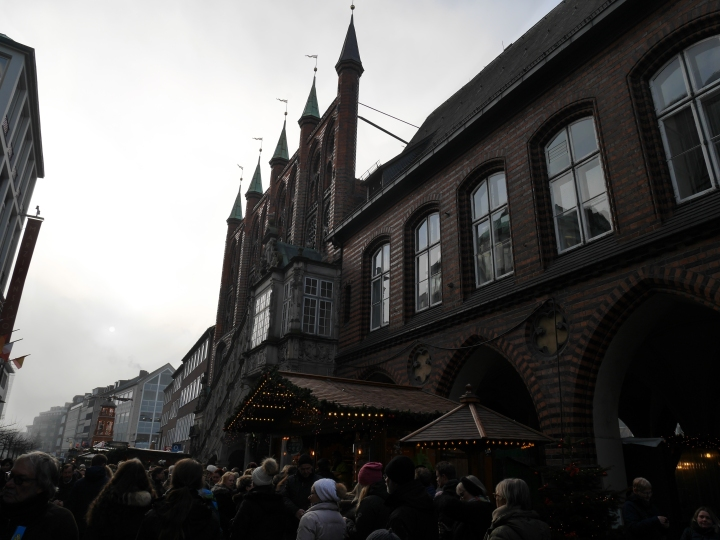 Bildcredits: Dorisworld.at | Lübeck Weihnachten 2016