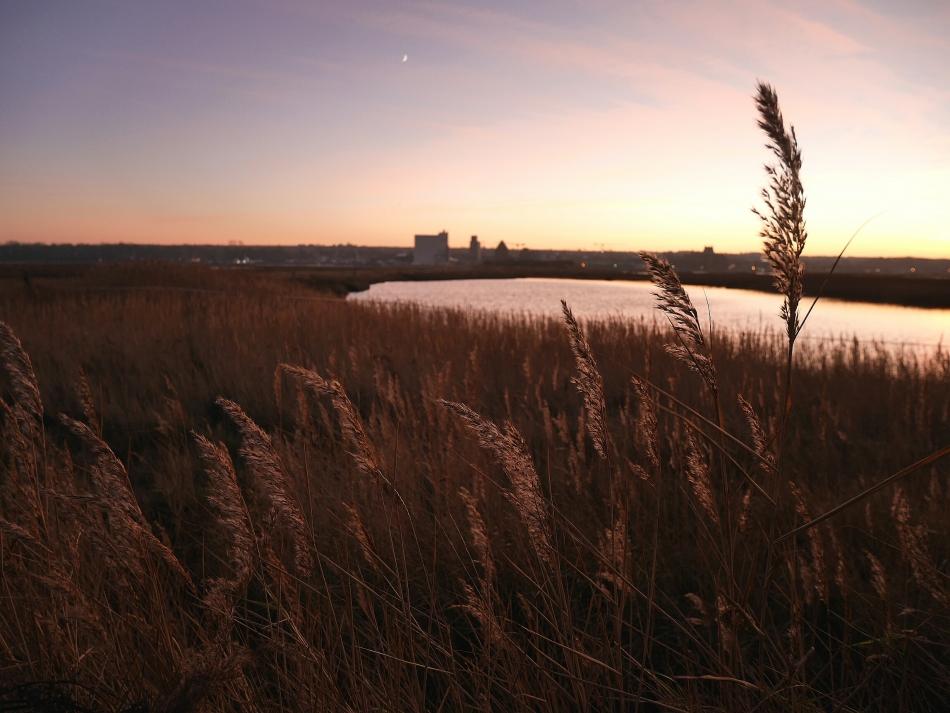 Bildcredits: Dorisworld.at | Heiligenhafen Binnensee Sonnenuntergang