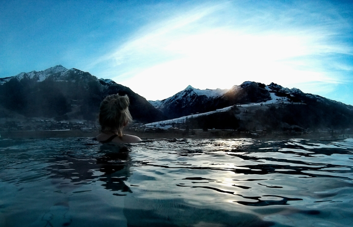 Abtauchen in Kaprun, Österreich | Ich bin mal TauernSpa