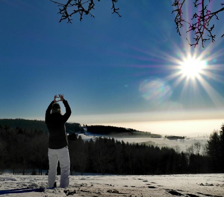 Raus, aus dem Linzer Nebel, bitte! Die ultimative Sonnenschein-Empfehlung mit kurzerAnreise