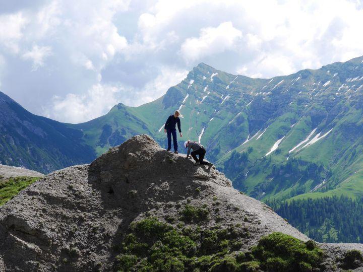 Alpenparadies Liechtenstein | Ich gehe malweinen