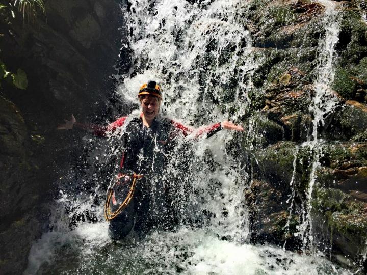 Sommer in Österreich: Canyoning, nichts für schwache Nerven | Ich, Tussi imNeopren