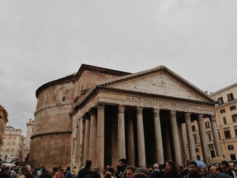 Bildcredits: Dorisworld.at   Vorm Pantheon