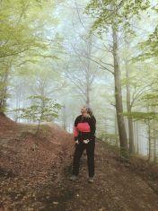 Bildcredits: Dorisworld.at   Ligurien im Nebel