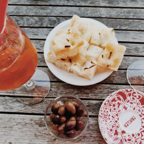 Bildcredits.at | Monforte Aperol-Spritz mit Tabas
