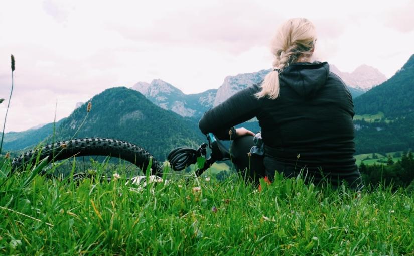 Salzburger Saalachtal: Ich war im e-bikeParadies!