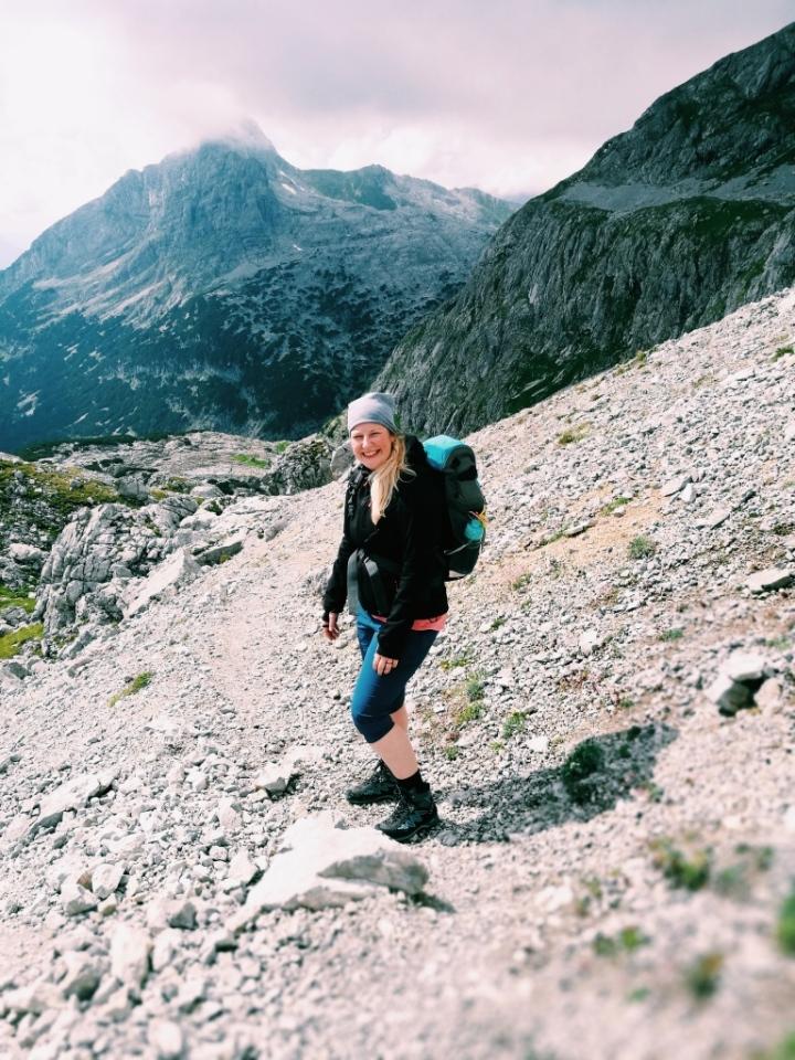 Baden im Steinernen Meer: Ich glaub ich werde narrisch – landschaftlich einmaligeWanderung!