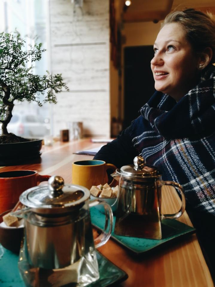Orientalisch frühstücken in Linz, der ultimative Geheimtipp: CafeSchadzi