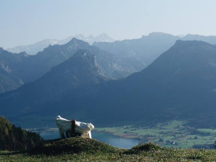 Ausflug am Wochenende: Der Schafberg (1782 hm) amWolfgangsee