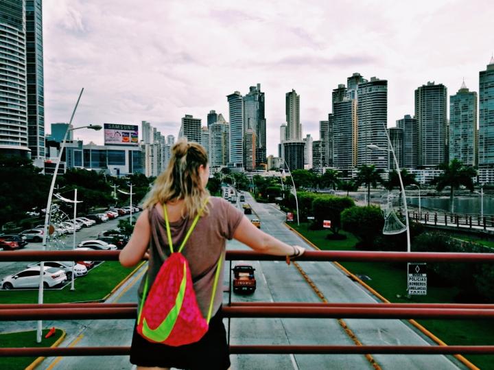 Panama auf eigene Faust: Ein Akt in 21 Tagen, Teil1
